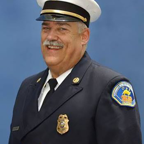 Chief Kim Zagaris