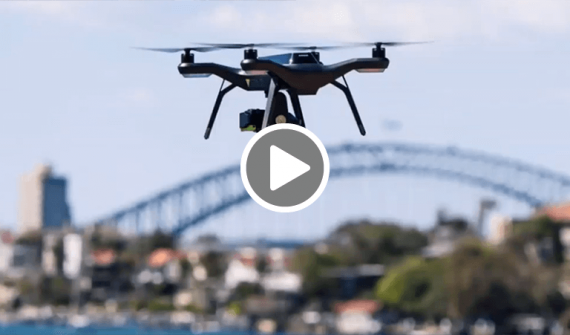 Drone2Map - transforming productivity video