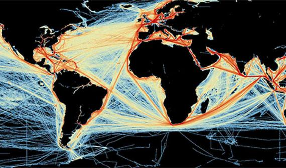 Big spatial data keeping maritime safety afloat - Card