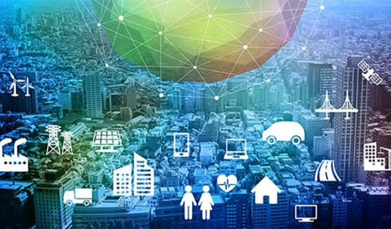 The rise of smart cities - Card