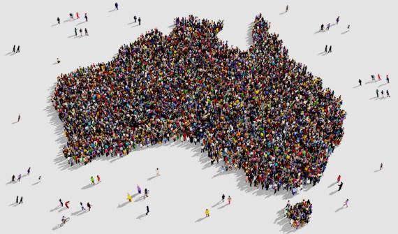 ABS maps provide insights into Australian electorates card