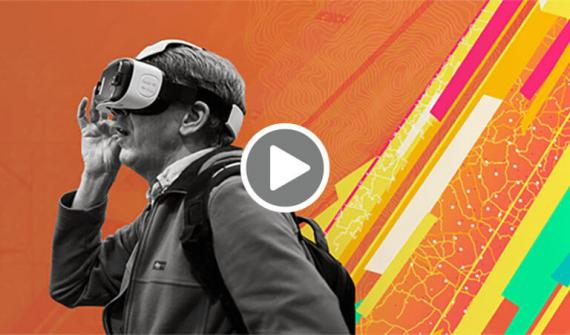 Esri DevSummit - the future of GIS technology CARD