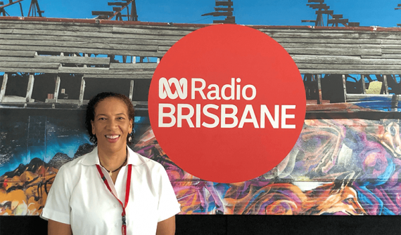 Dawn Wright - ABC Radio card image