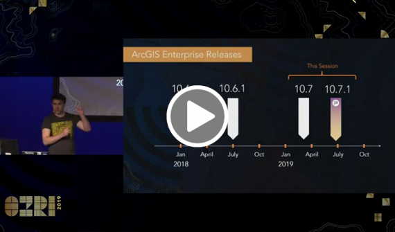 What's new with ArcGIS Enterprise card